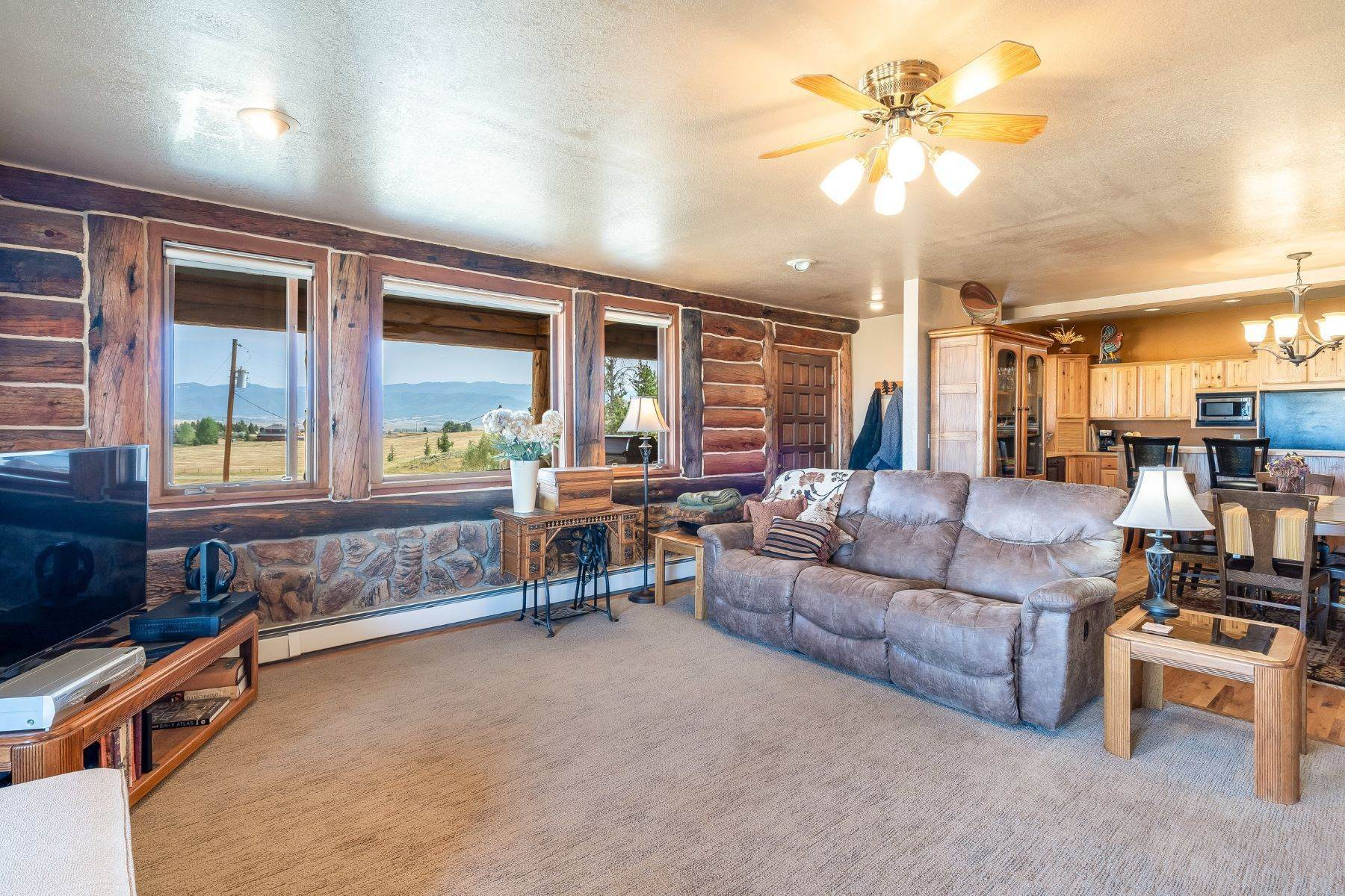 15. Single Family Homes for Sale at 38615 Klein Road Steamboat Springs, Colorado 80487 United States