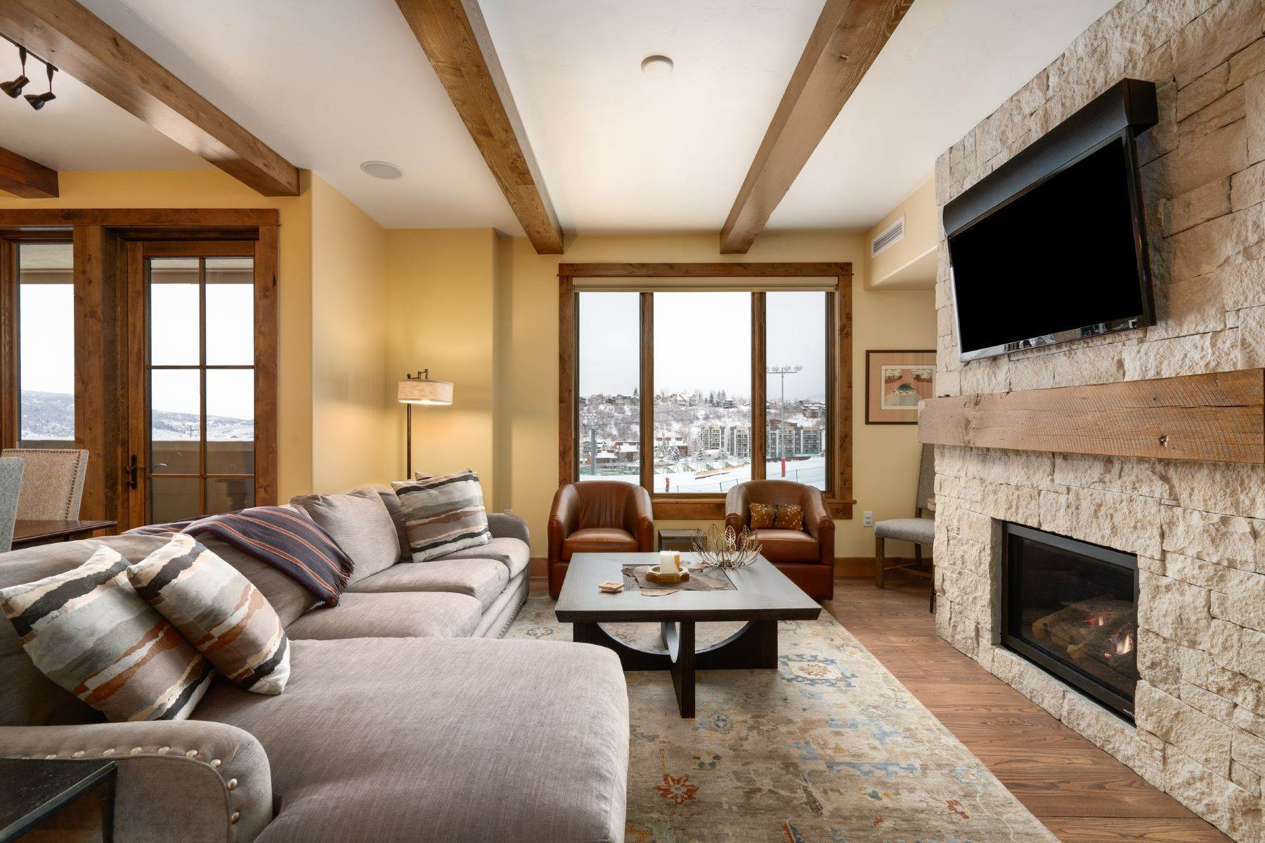 6. Condominiums for Sale at Slopeside Luxury at Edgemont 2410 Ski Trail Lane Unit #2407 Steamboat Springs, Colorado 80487 United States