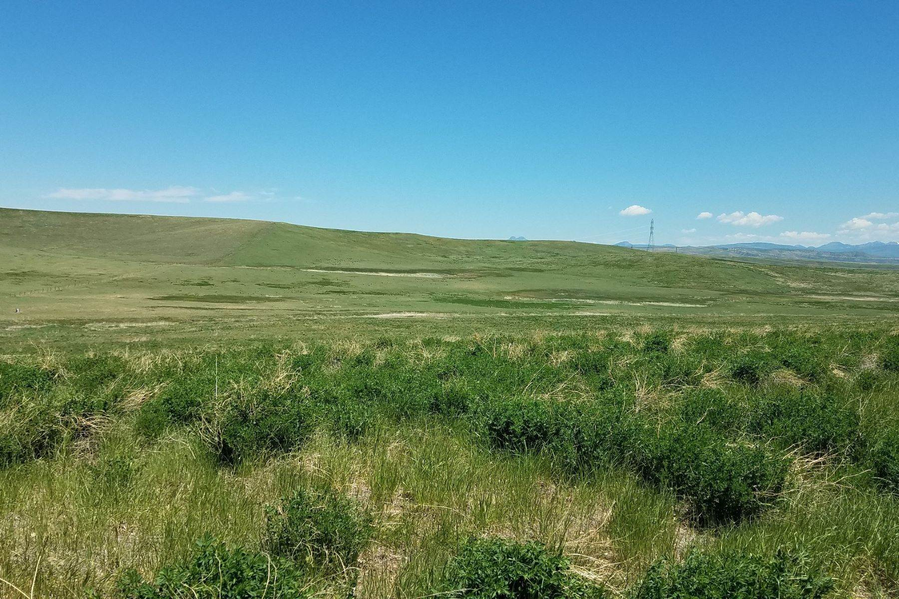 Land for Sale at Lot 7 Johnson Ranch 35555 County Road 59 Hayden, Colorado 81639 United States