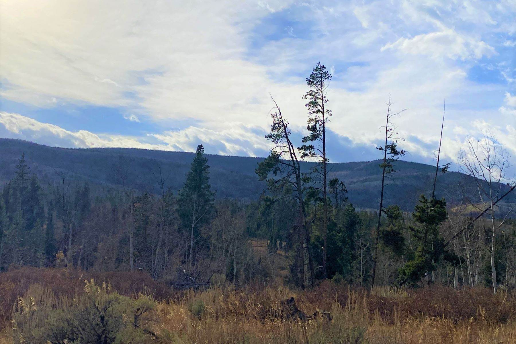 11. Land for Sale at Gorgeous Views With Mature Trees & Open Space TBD Halter Trail Oak Creek, Colorado 80467 United States