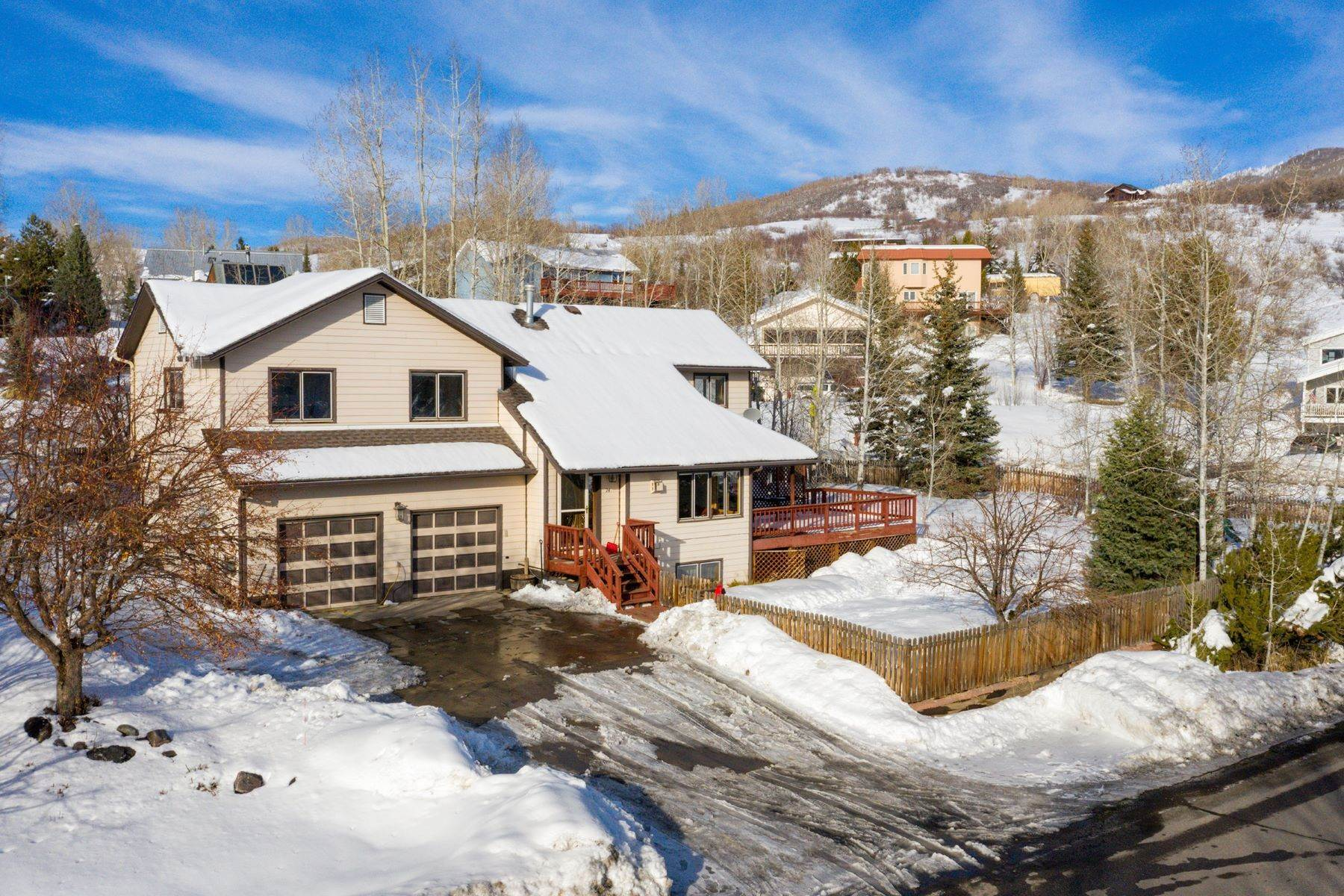 Property for Sale at Ideal Steamboat Home 74 E Maple Street Steamboat Springs, Colorado 80487 United States