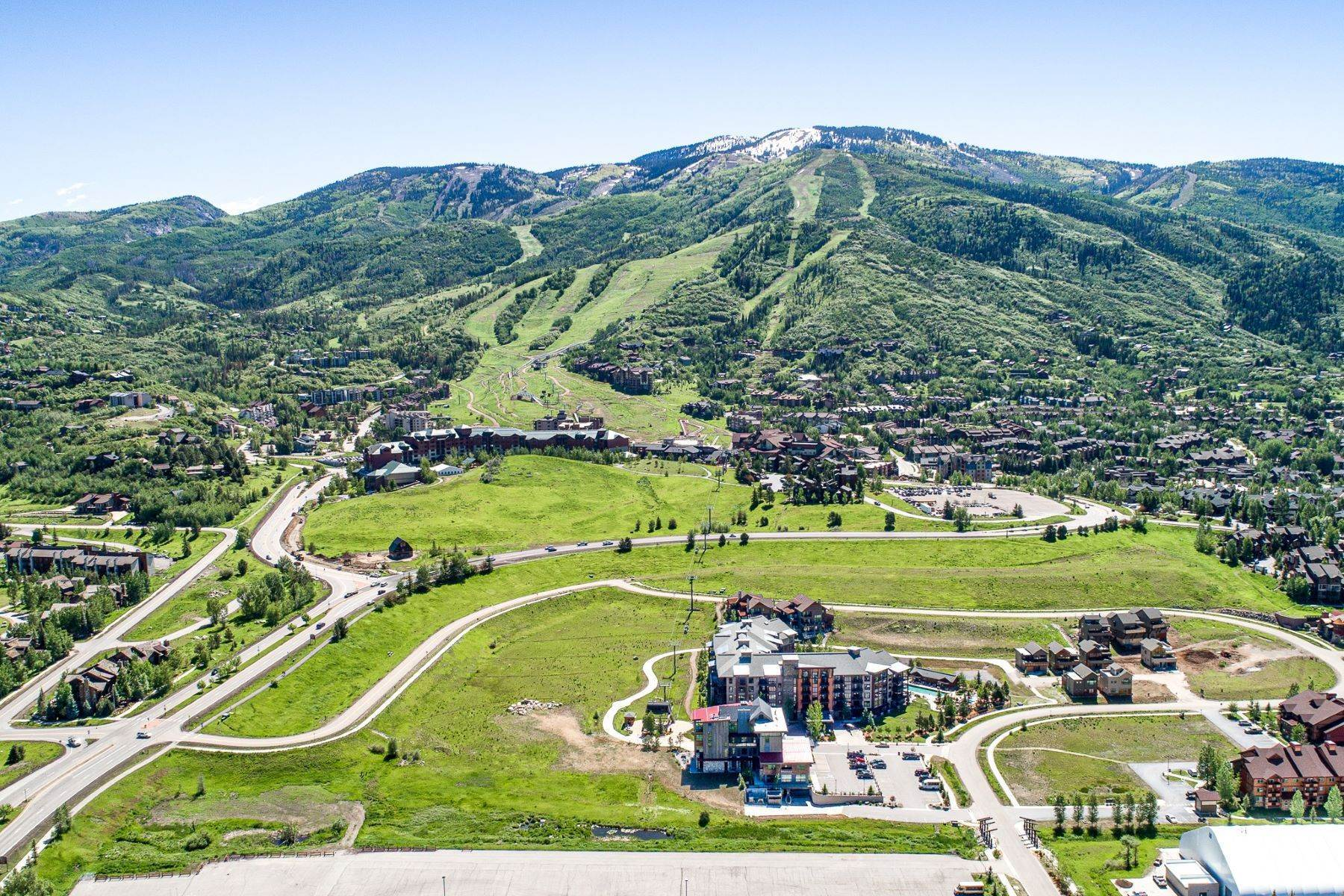 Property for Sale at Prime Ski Resort Development Land 1200 Mt Werner Road Steamboat Springs, Colorado 80487 United States
