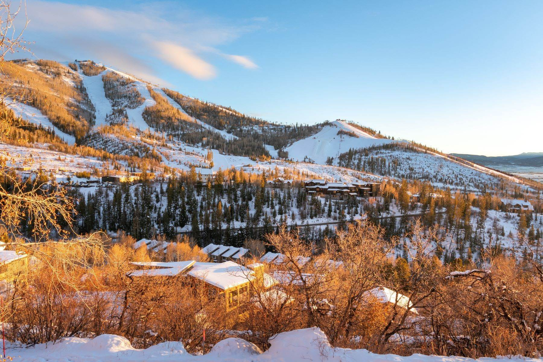 Land for Sale at Premier Ski Area Lot 2996 Ridge Road Steamboat Springs, Colorado 80487 United States