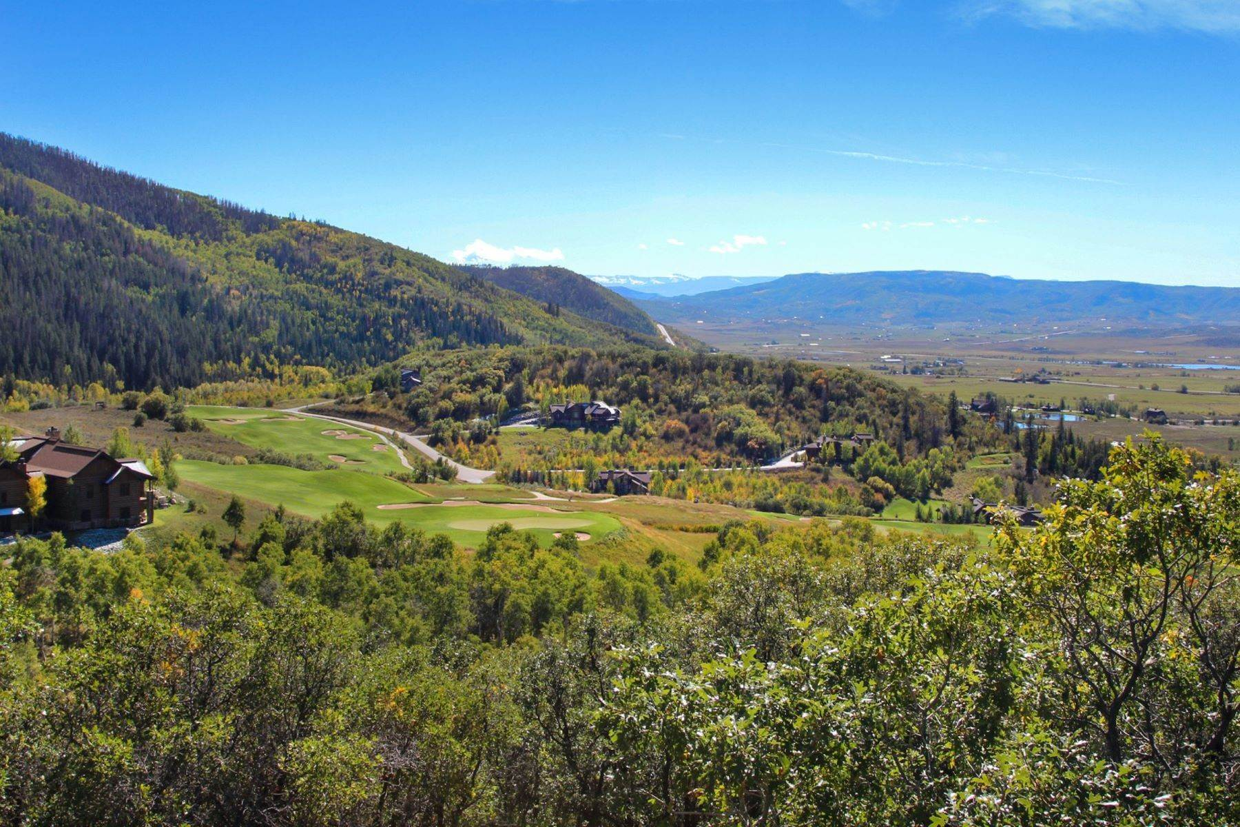 Land for Sale at Best Views in Catamount 33905 Catamount Drive Steamboat Springs, Colorado 80487 United States
