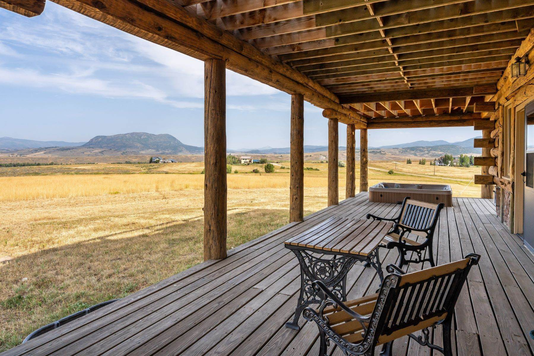 12. Single Family Homes for Sale at 38615 Klein Road Steamboat Springs, Colorado 80487 United States