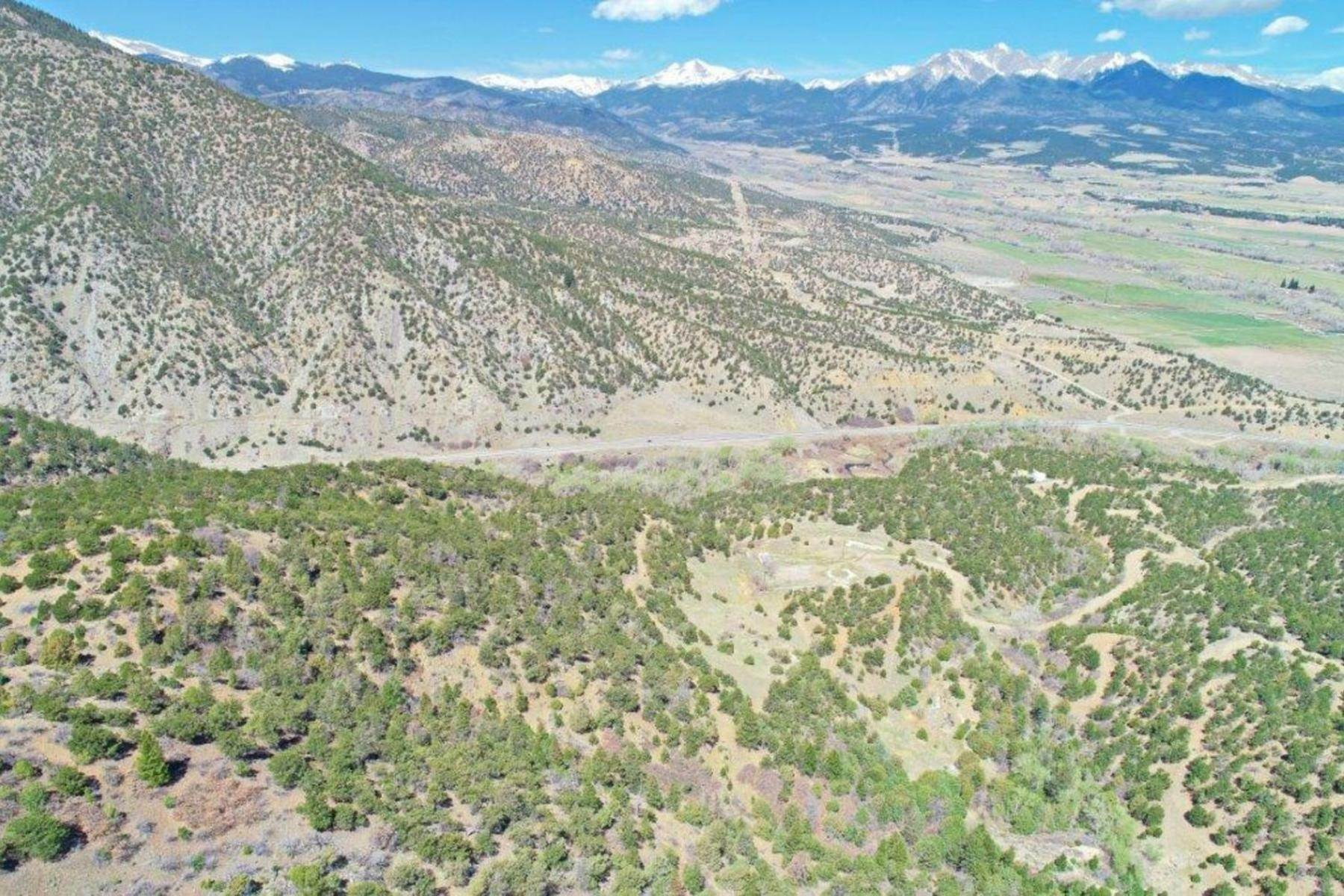 Land for Sale at TBD, Poncha Springs TBD Poncha Springs, Colorado 81242 United States