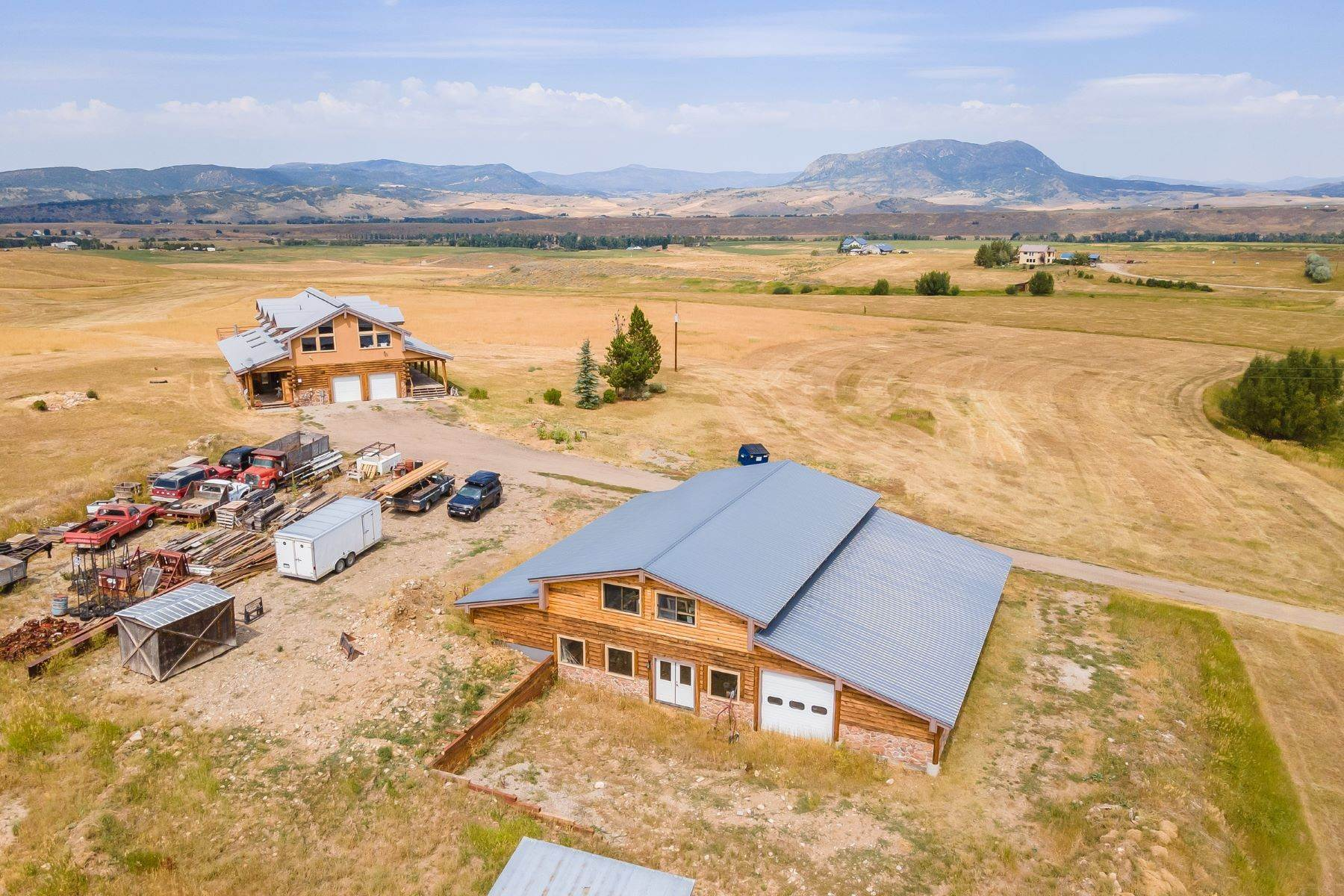 2. Single Family Homes for Sale at 38615 Klein Road Steamboat Springs, Colorado 80487 United States