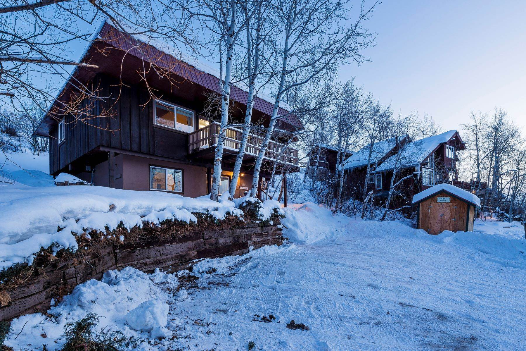 28. Duplex Homes for Sale at Apres Ski Duplex 3340 Apres Ski Way Steamboat Springs, Colorado 80487 United States
