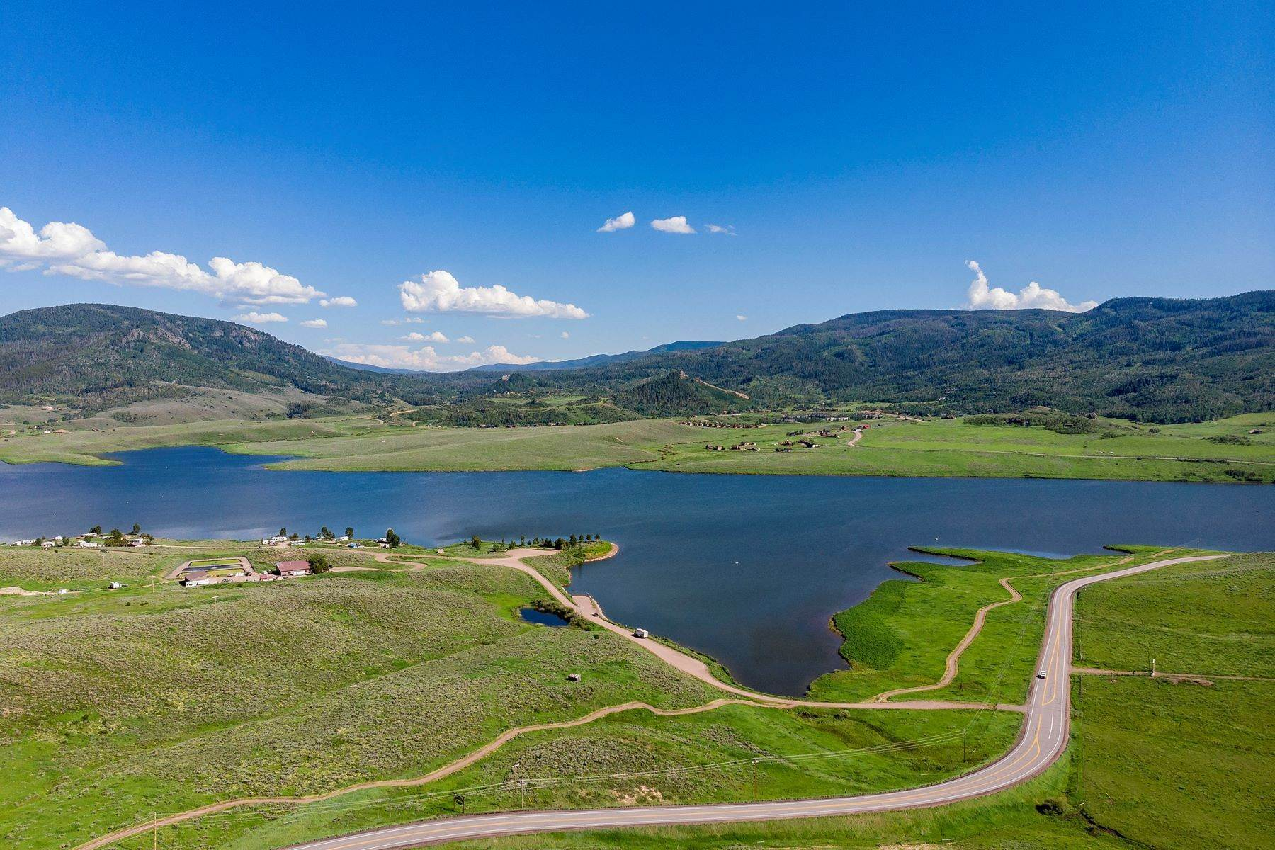 13. Land for Sale at Gorgeous Views With Mature Trees & Open Space TBD Halter Trail Oak Creek, Colorado 80467 United States