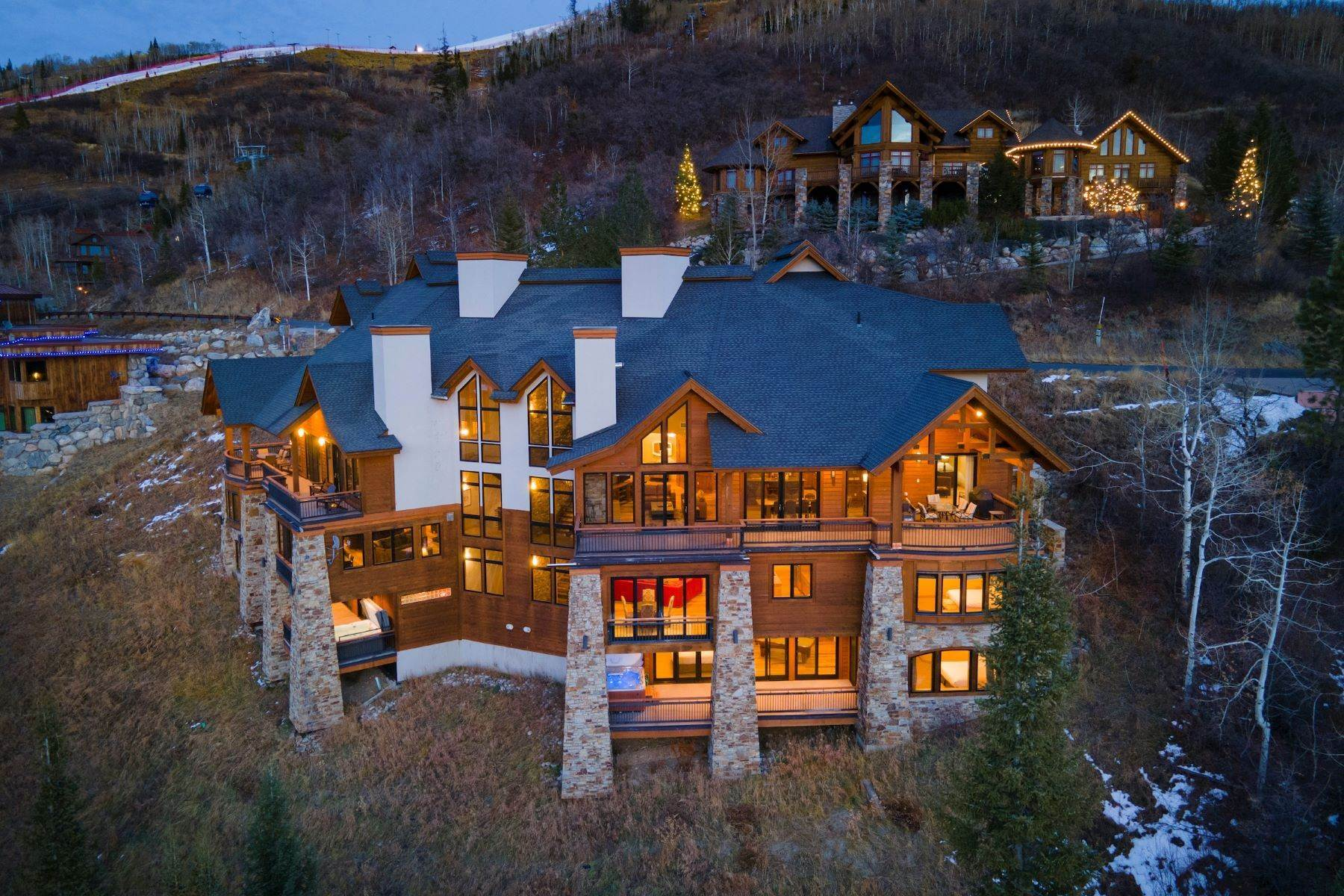 Property for Sale at Luxury Mountain Retreat Falconhead South 2607 Ski Trail Lane Steamboat Springs, Colorado 80487 United States