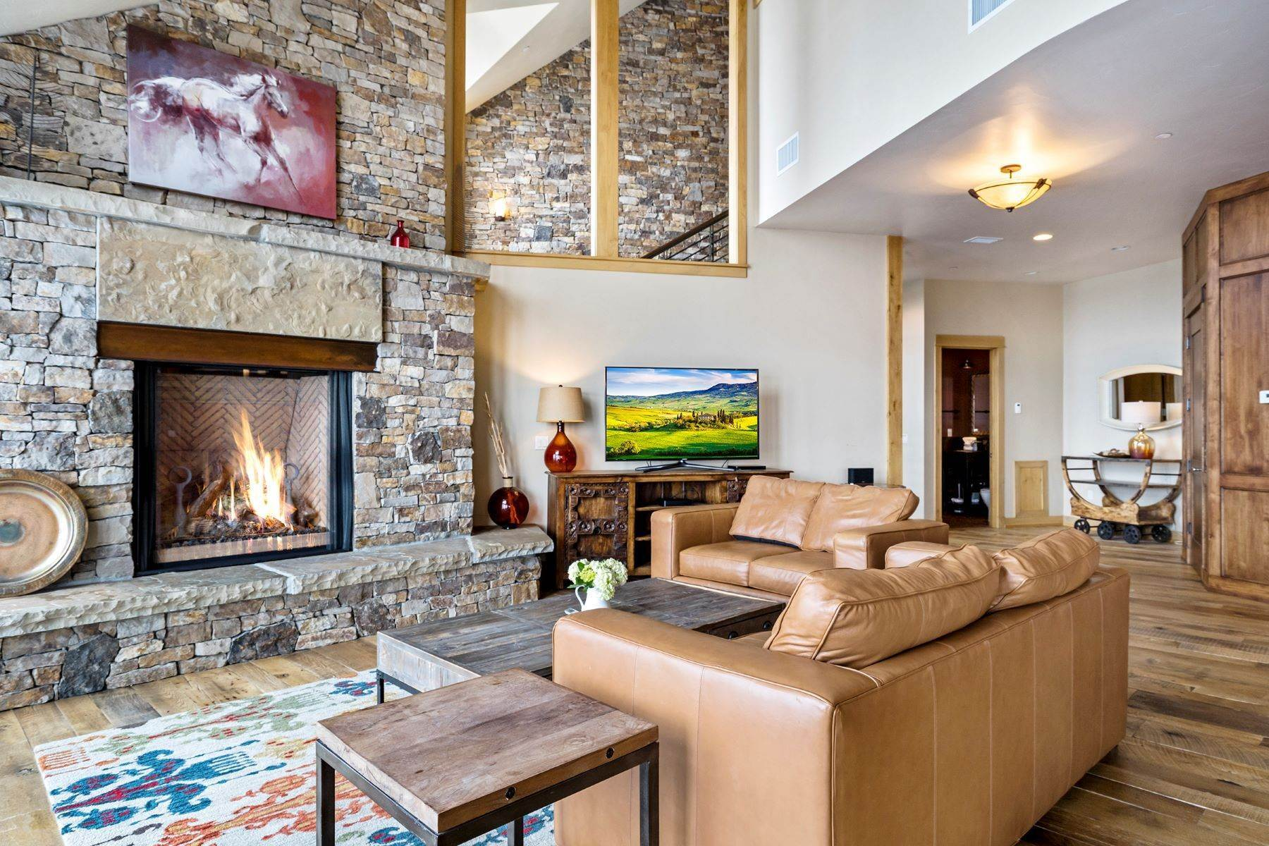 4. townhouses por un Venta en Luxury Mountain Retreat Falconhead South 2607 Ski Trail Lane Steamboat Springs, Colorado 80487 Estados Unidos