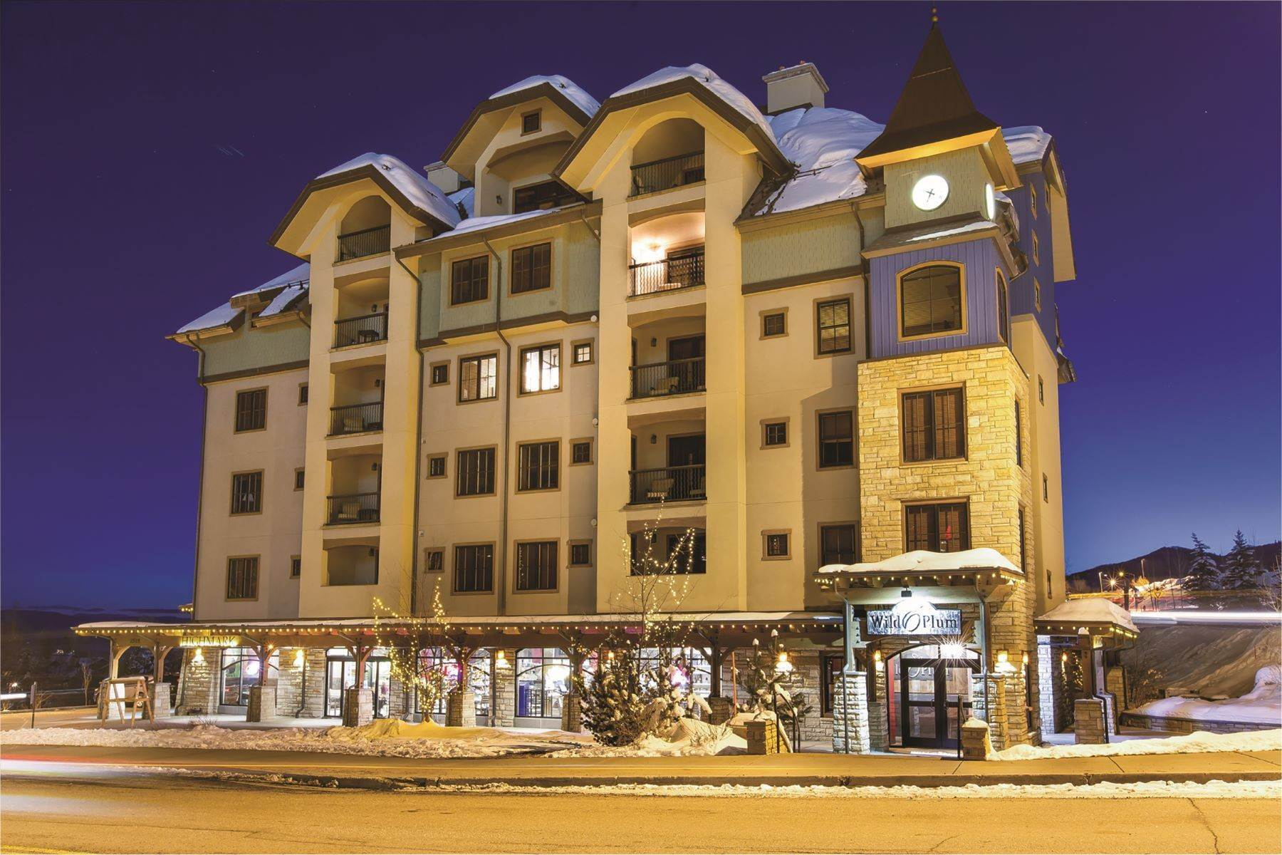 Condominiums for Sale at Highmark Luxury 2525 Village Drive Unit #3D Steamboat Springs, Colorado 80487 United States