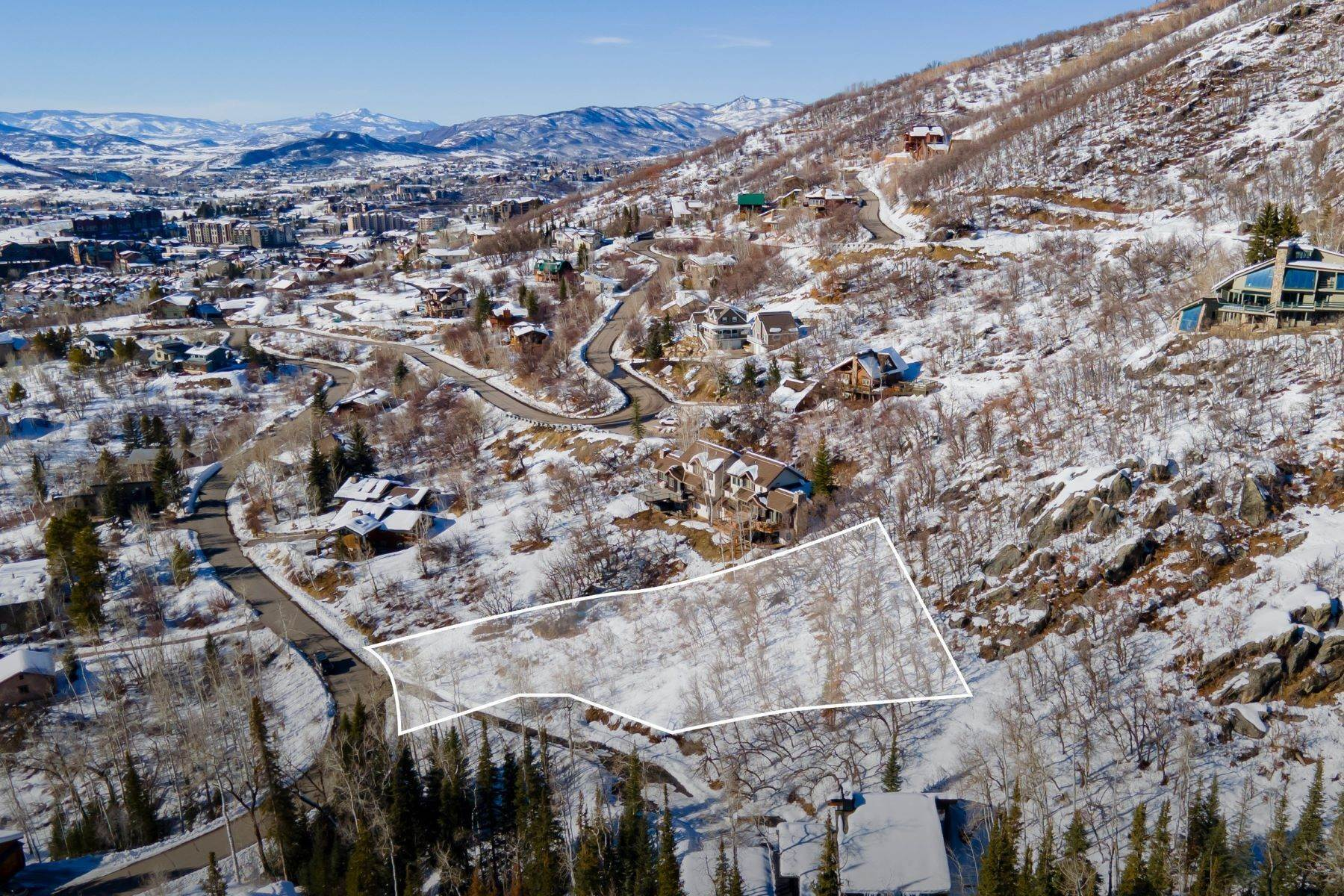 Terreno por un Venta en Val D'Isere Duplex Lot 2300 Val D'Isere Circle Steamboat Springs, Colorado 80487 Estados Unidos