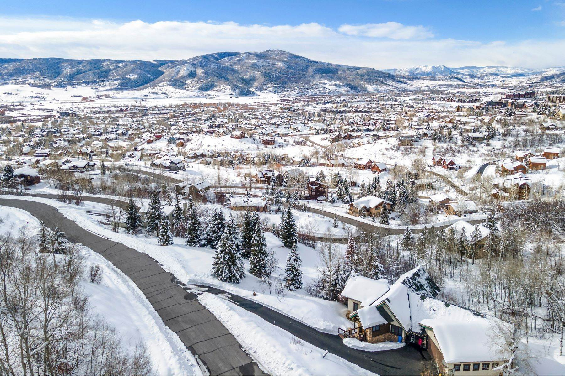 Land for Sale at Anthony Circle Lot 2655 Anthonys Circle Steamboat Springs, Colorado 80487 United States