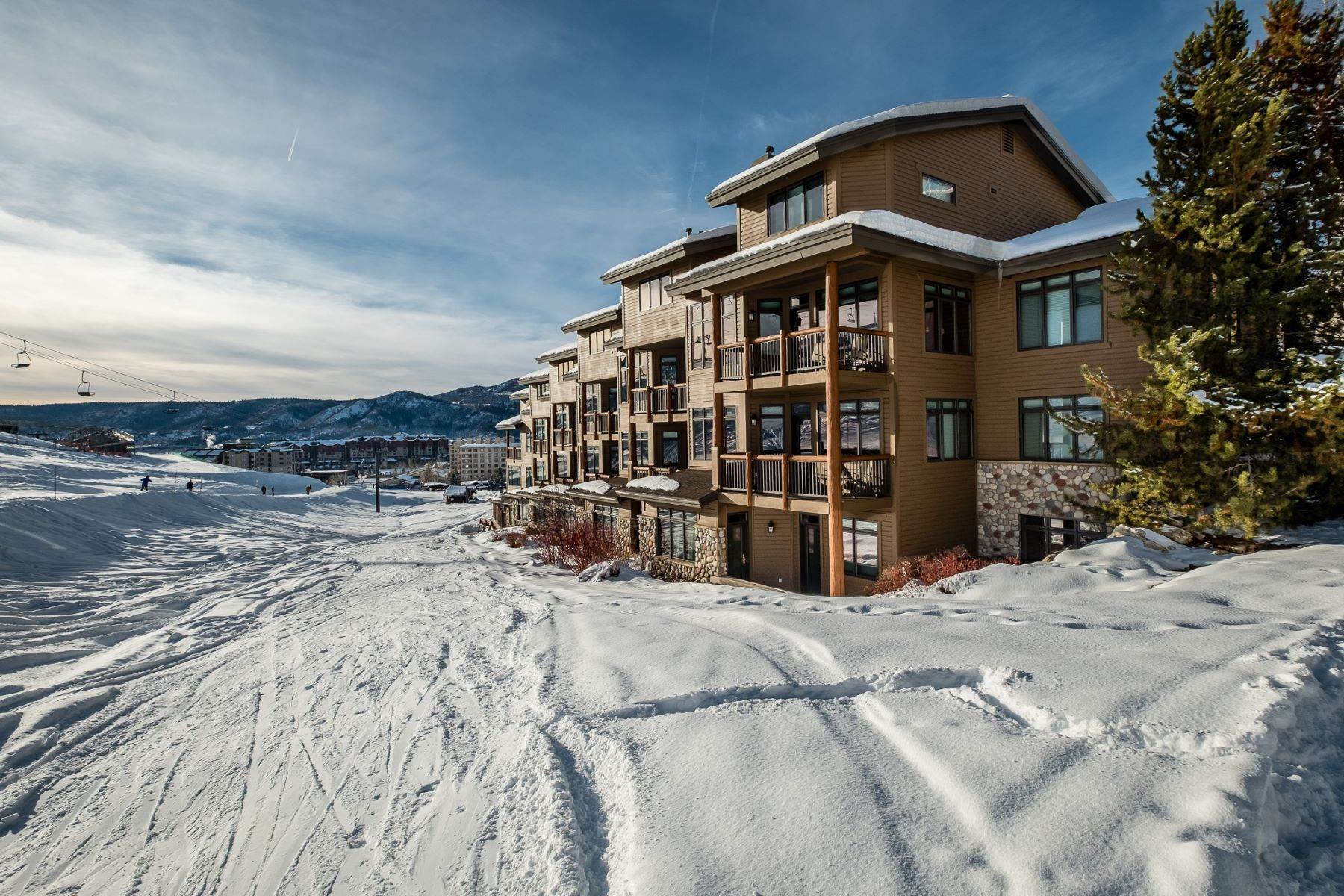 fractional ownership prop por un Venta en The Christie Club 2355 Ski Time Square Drive Unit #111-4-07 Steamboat Springs, Colorado 80487 Estados Unidos