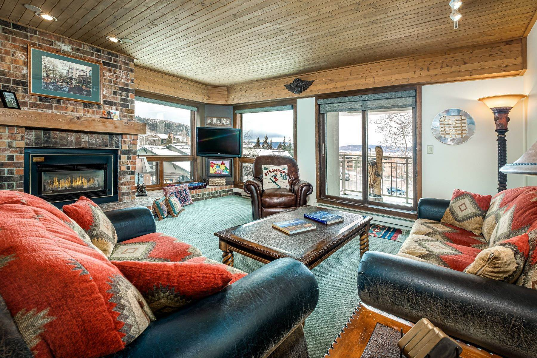 Condominiums for Sale at Dulany at the Gondolas #302 2286 Apres Ski Way Unit #302 Steamboat Springs, Colorado 80487 United States