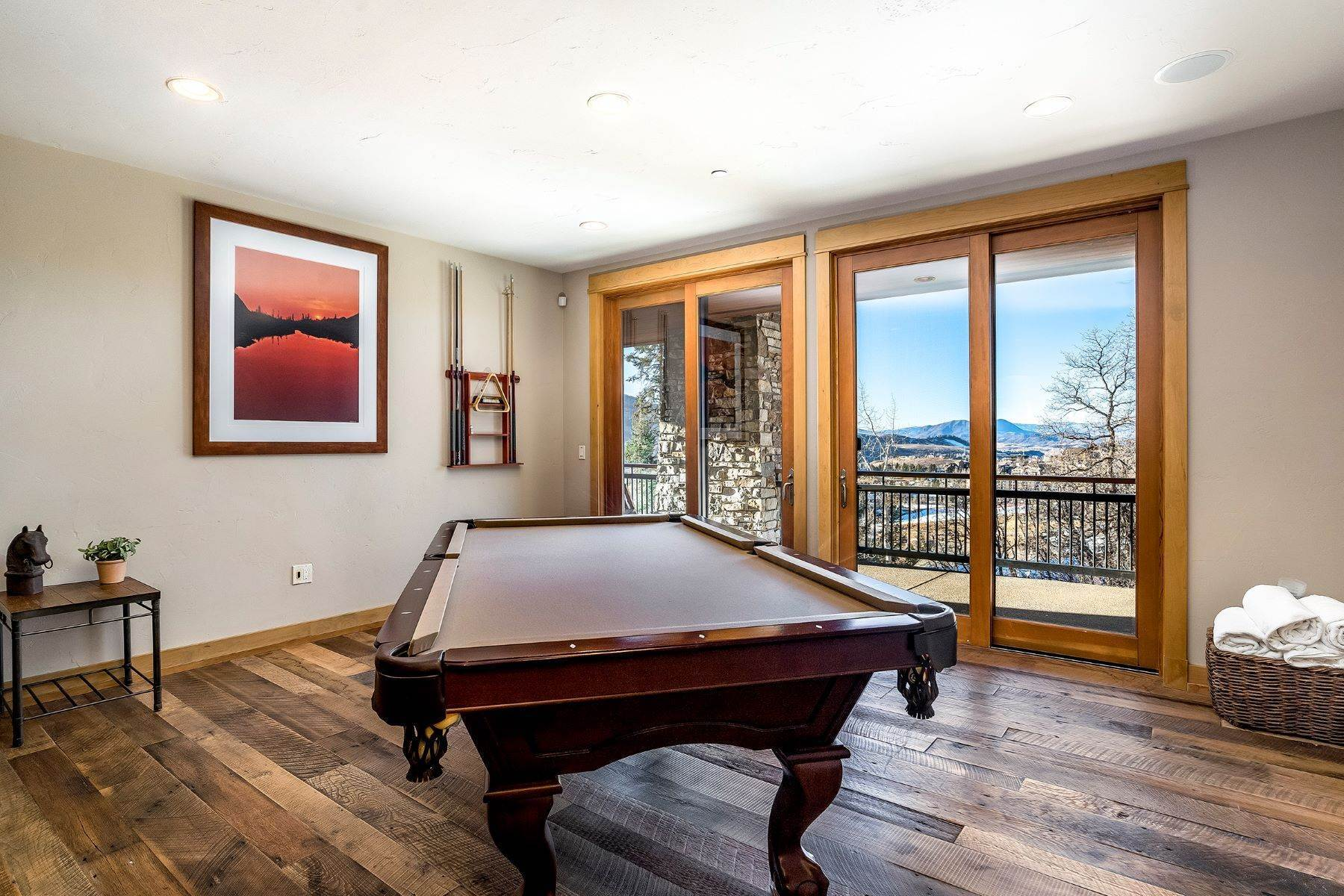 30. Single Family Homes 为 销售 在 Luxury Mountain Retreat Falconhead North 2605 Ski Trail Lane ????????, ????? 80587 ??