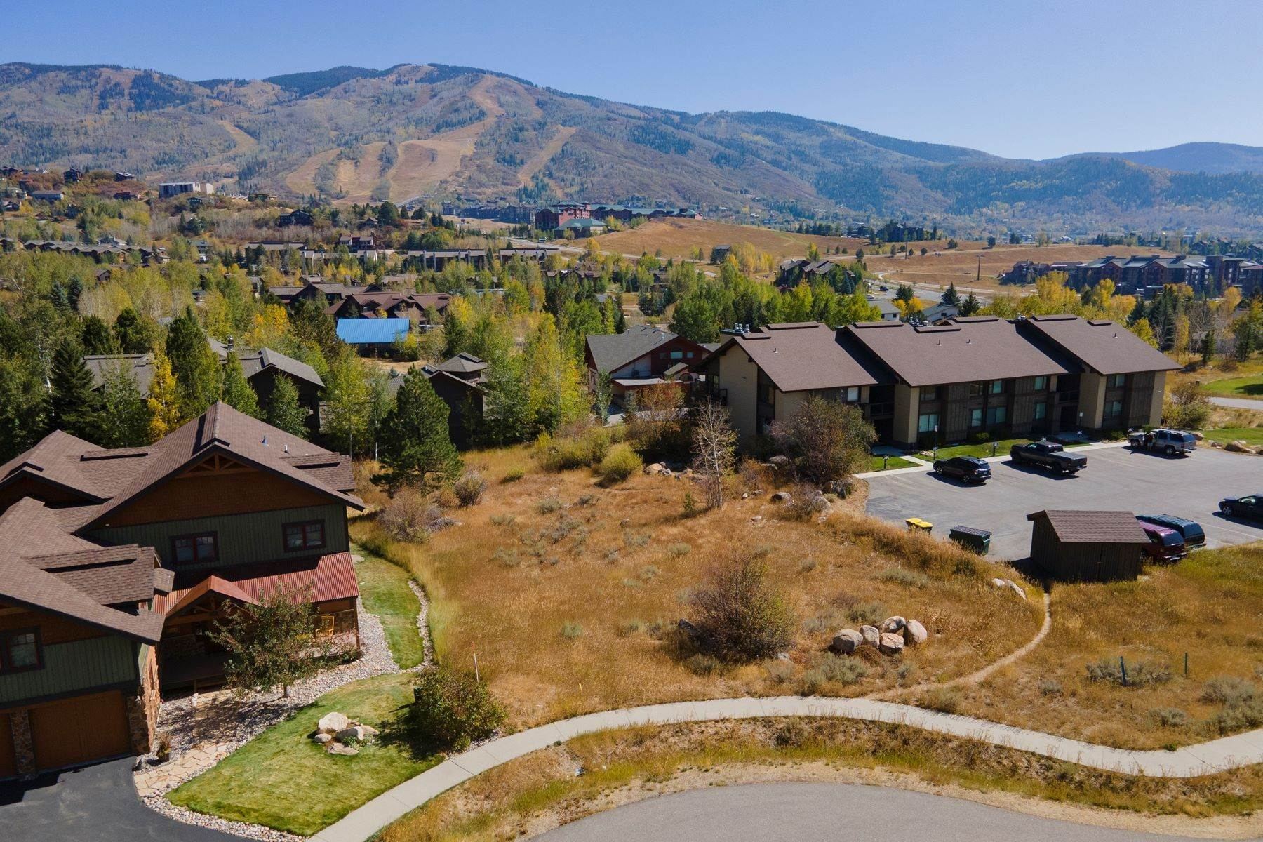 Property for Sale at Lot 2 Montview Park 2000 Trollhaugen Lane Steamboat Springs, Colorado 80487 United States