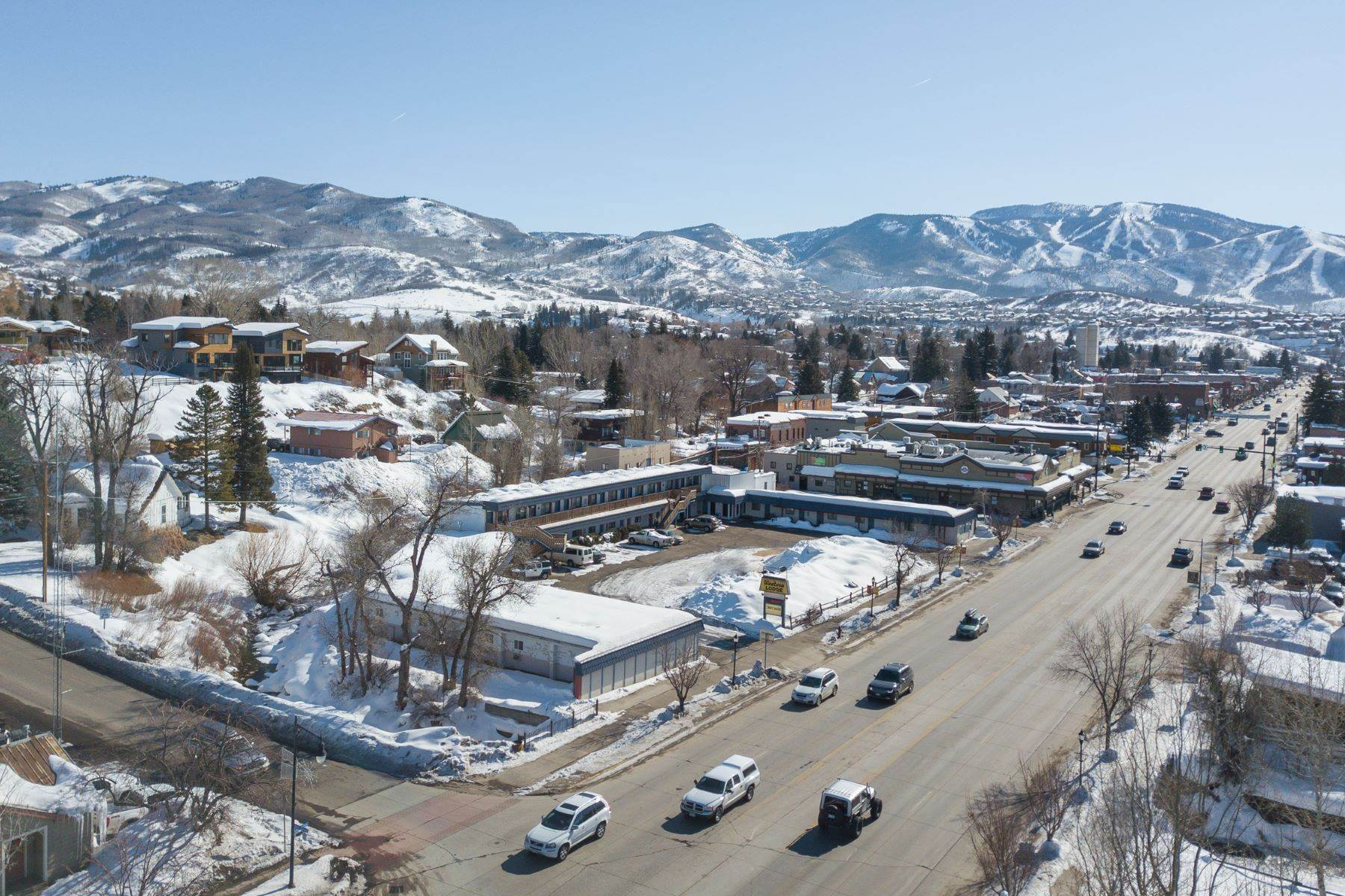 Property for Sale at Gateway to Downtown Steamboat 1122 Lincoln Avenue Steamboat Springs, Colorado 80487 United States