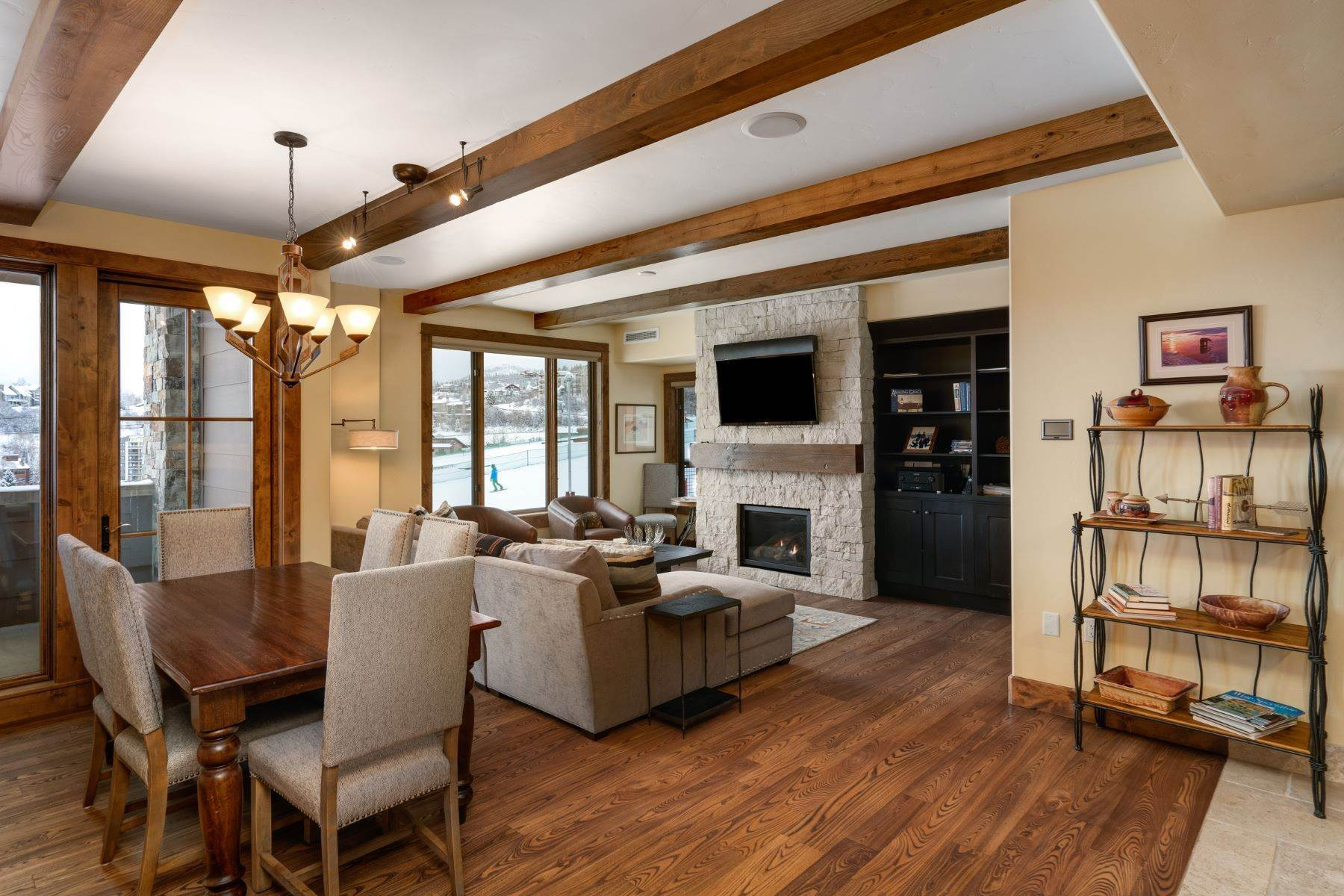 3. Condominiums for Sale at Slopeside Luxury at Edgemont 2410 Ski Trail Lane Unit #2407 Steamboat Springs, Colorado 80487 United States