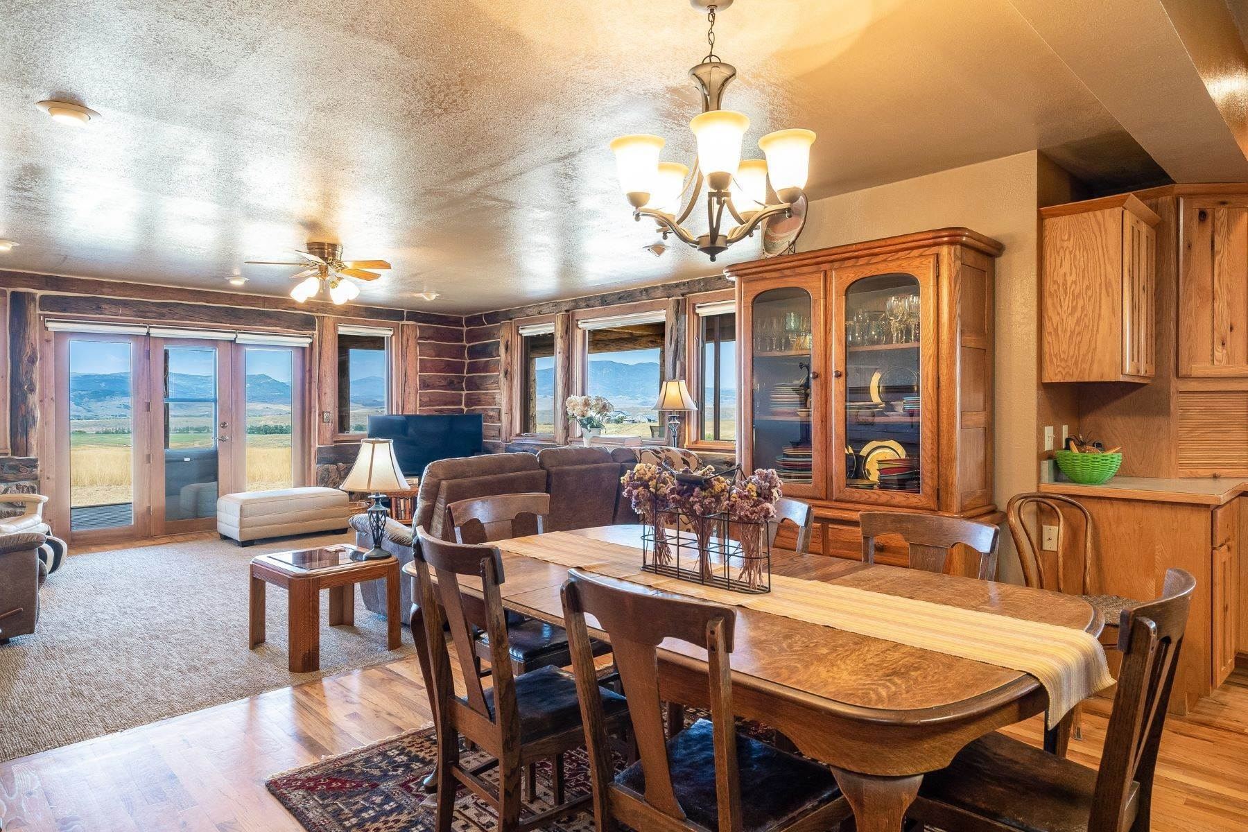 17. Single Family Homes for Sale at 38615 Klein Road Steamboat Springs, Colorado 80487 United States