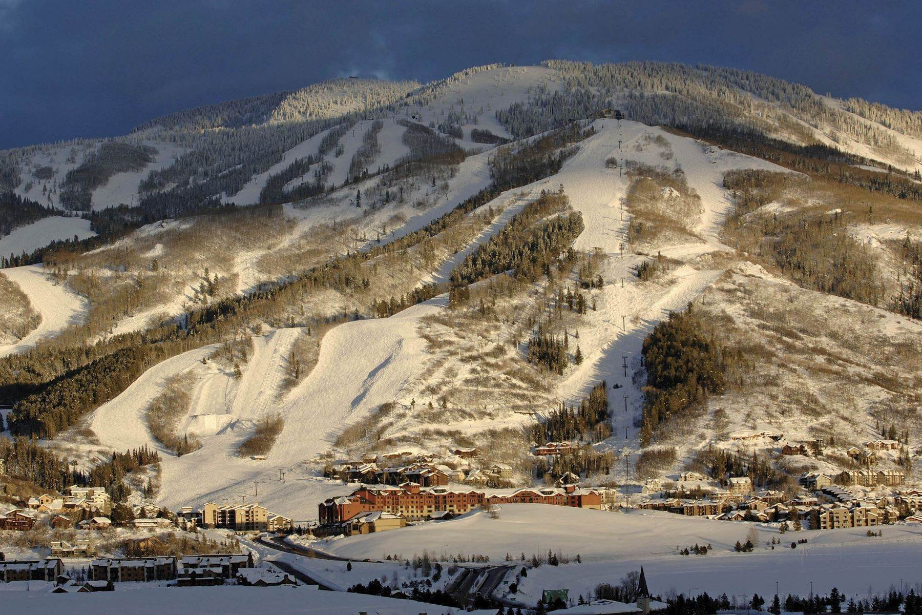 Condominiums for Sale at Whole Ownership at The Steamboat Grand Resort Hotel 2300 Mt. Werner Circle 426/429/430 Steamboat Springs, Colorado 80487 United States