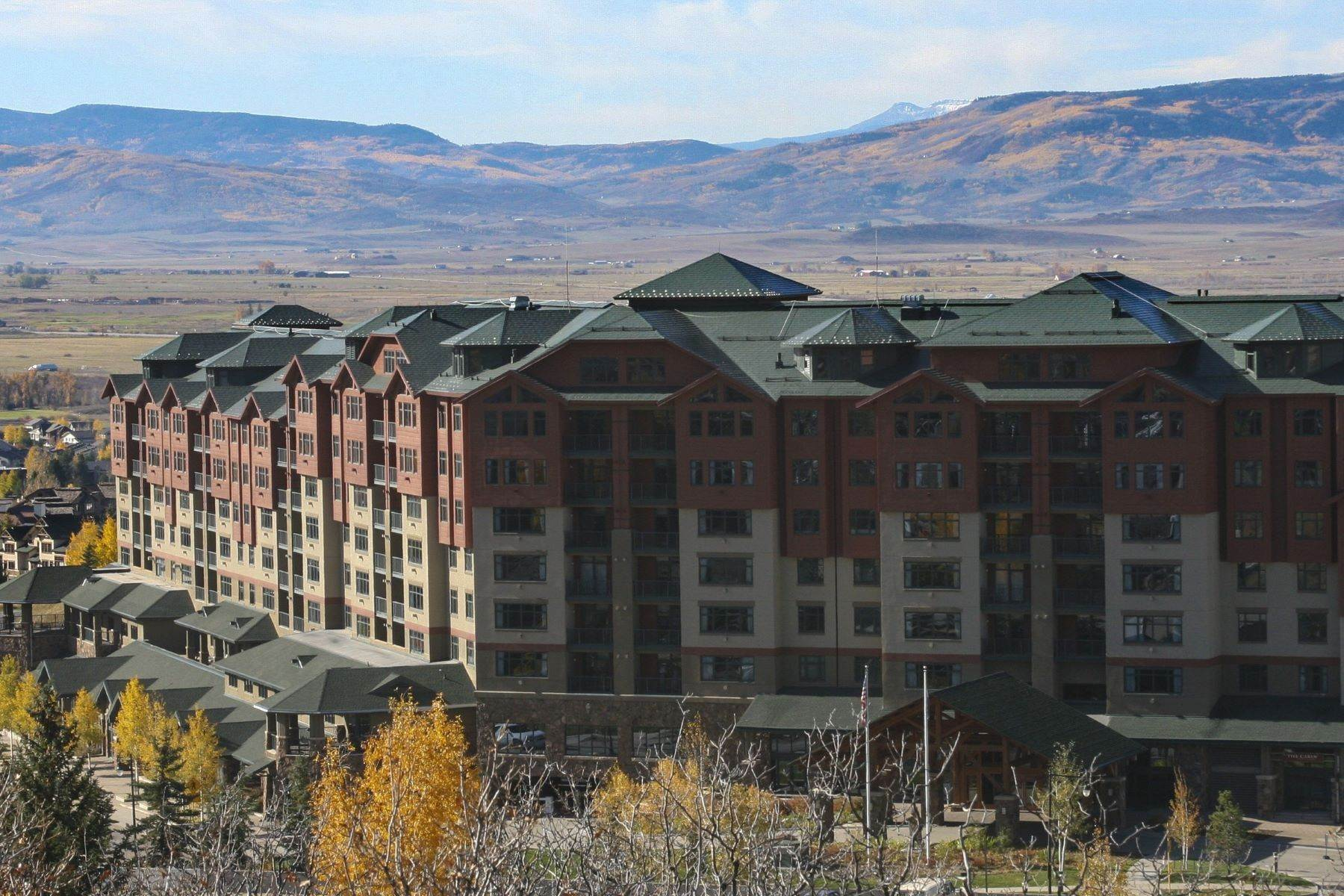 Condominiums for Sale at Steamboat Grand Resort 2300 Mount Werner Circle Unit #254 III Steamboat Springs, Colorado 80487 United States