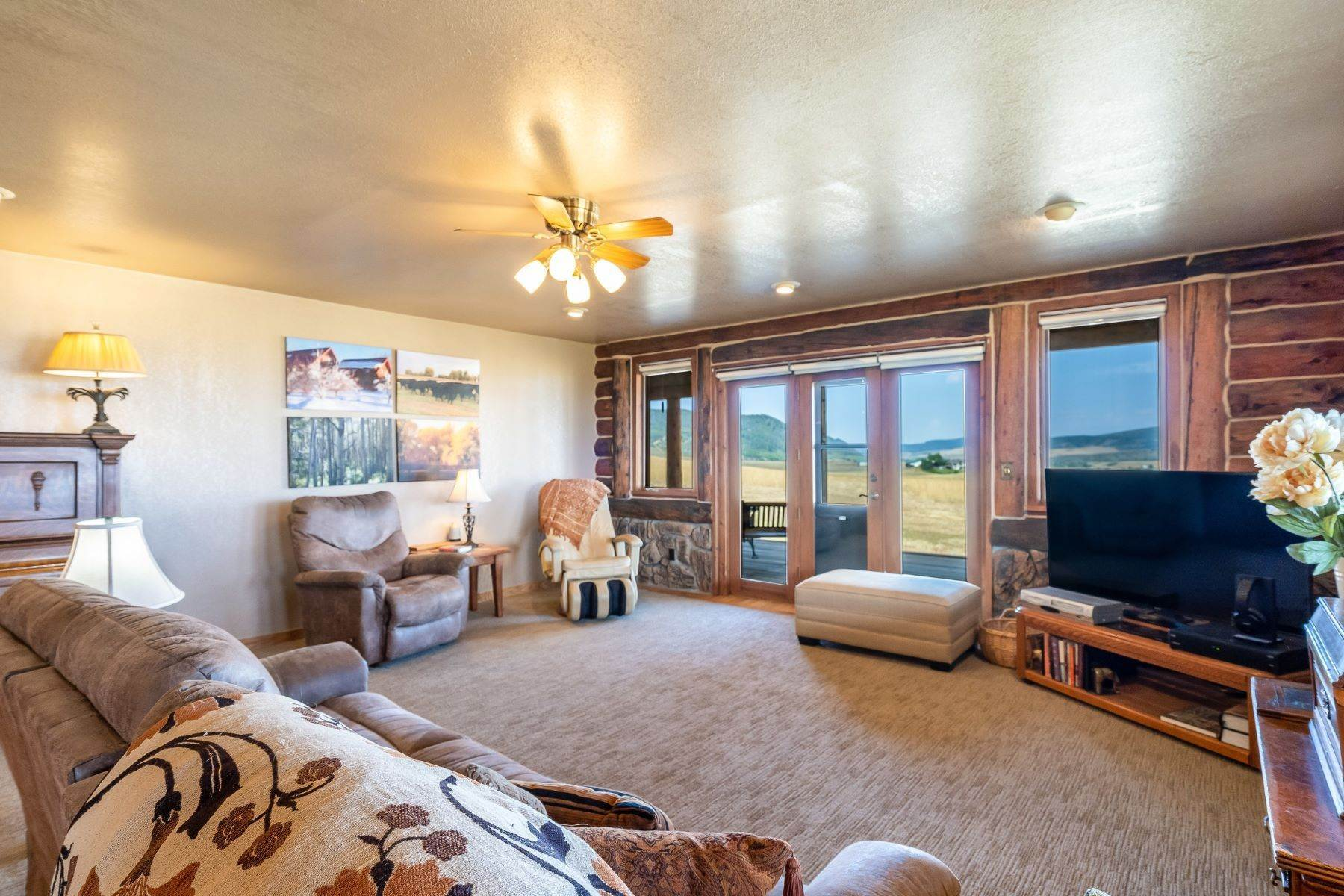 13. Single Family Homes for Sale at 38615 Klein Road Steamboat Springs, Colorado 80487 United States