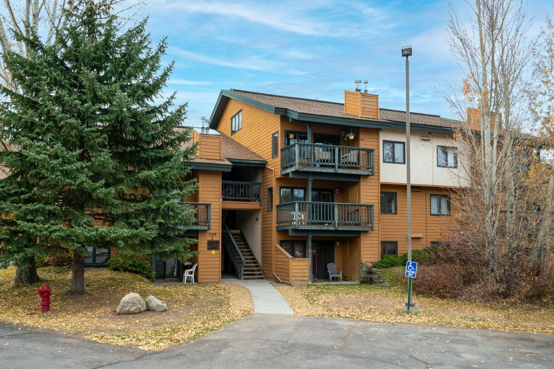 Condominiums for Sale at The Pines 500 Ore House Plaza Unit #106C Steamboat Springs, Colorado 80487 United States