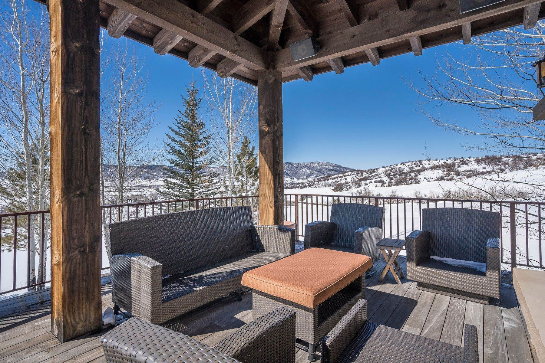 41. Single Family Homes for Sale at Beautiful Home at Catamount Ranch 33640 Catamount Drive Steamboat Springs, Colorado 80487 United States