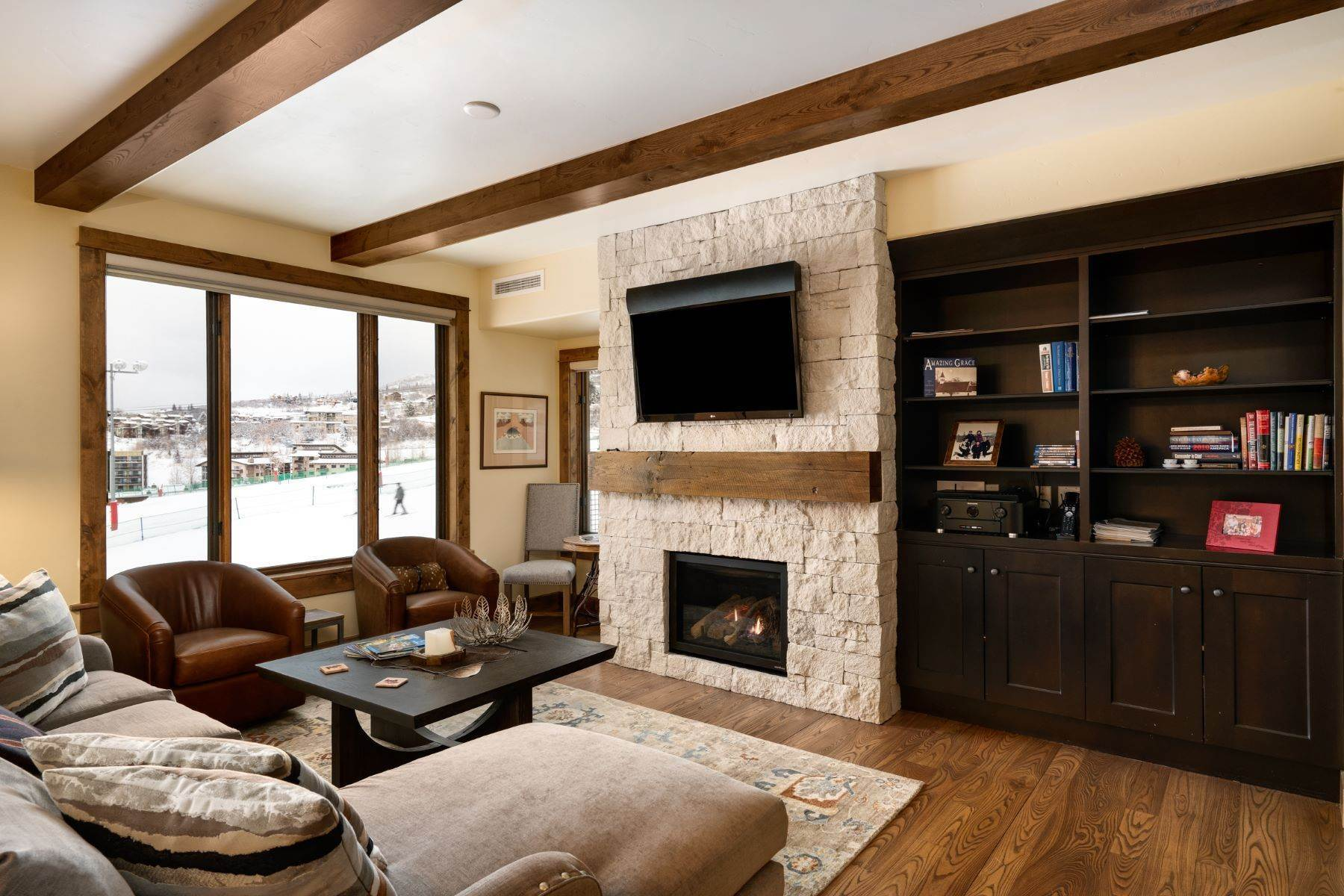 4. Condominiums for Sale at Slopeside Luxury at Edgemont 2410 Ski Trail Lane Unit #2407 Steamboat Springs, Colorado 80487 United States