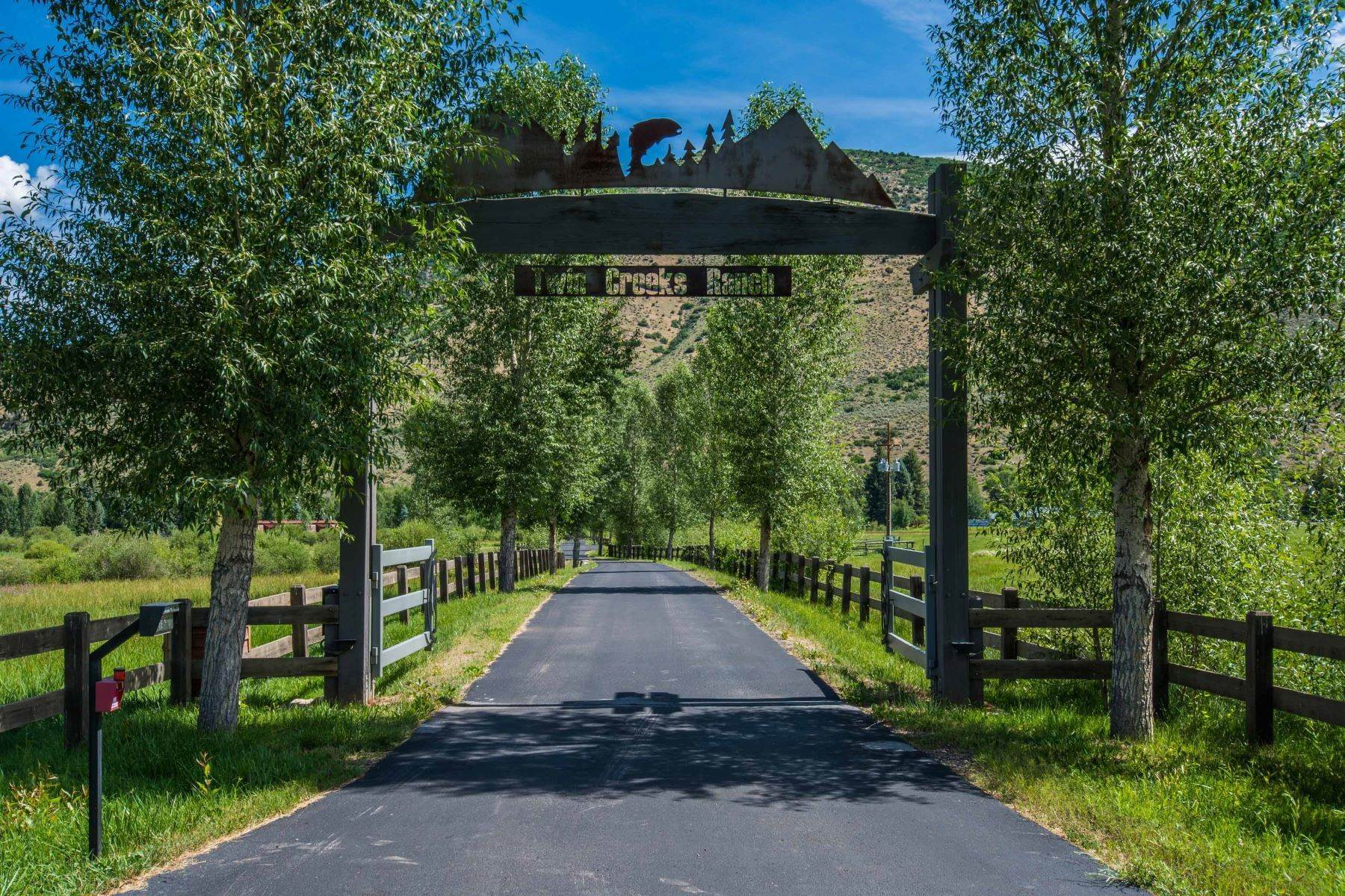 Farm and Ranch Properties for Sale at Classic and Idyllic Family Compound 1900/1902 Snowmass Creek Road Snowmass, Colorado 81654 United States