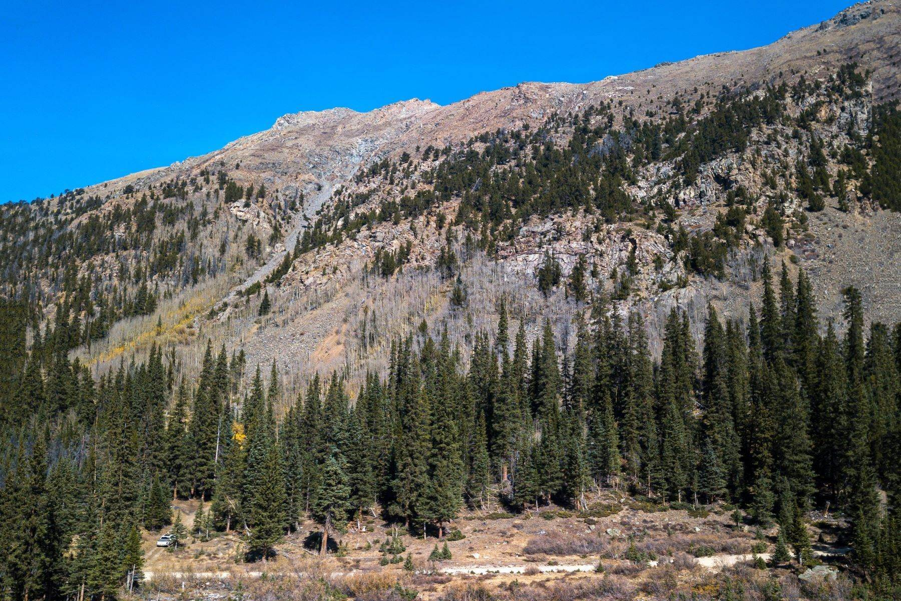 Land for Sale at 150+ Acres to Do Whatever you want 1 mile off I-70 0000 Stevens Gulch Road Silver Plume, Colorado 80476 United States
