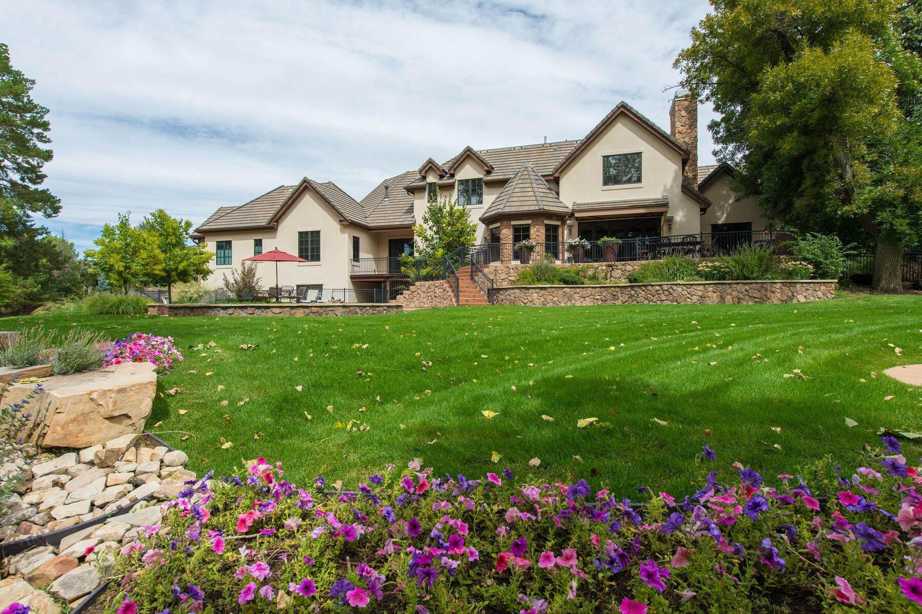 Single Family Homes for Sale at 1500 Crestridge Drive, Greenwood Village, Co, 80121 1500 Crestridge Drive Greenwood Village, Colorado 80121 United States