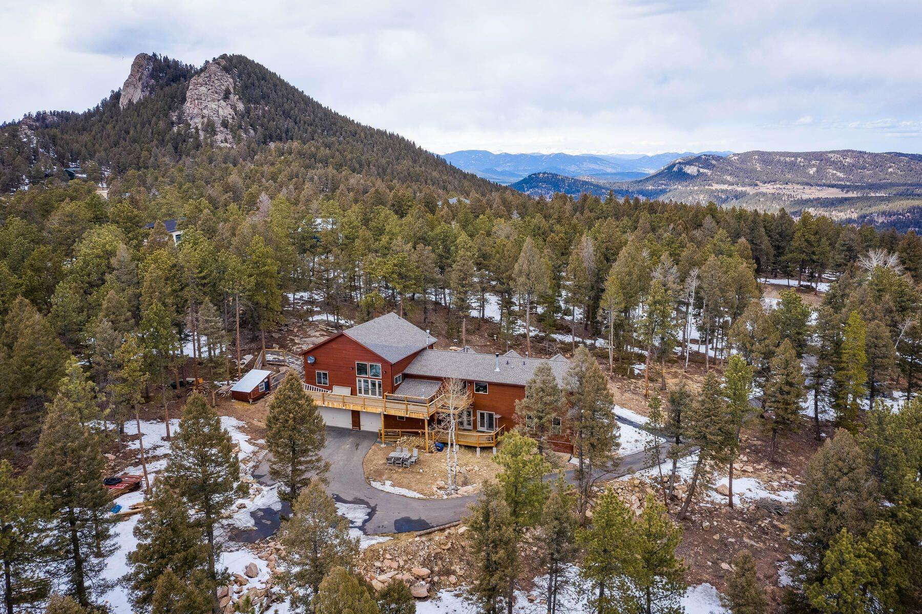Single Family Homes for Sale at 12948 Piano Meadows Drive, Conifer, Co, 80433 12948 Piano Meadows Drive Conifer, Colorado 80433 United States