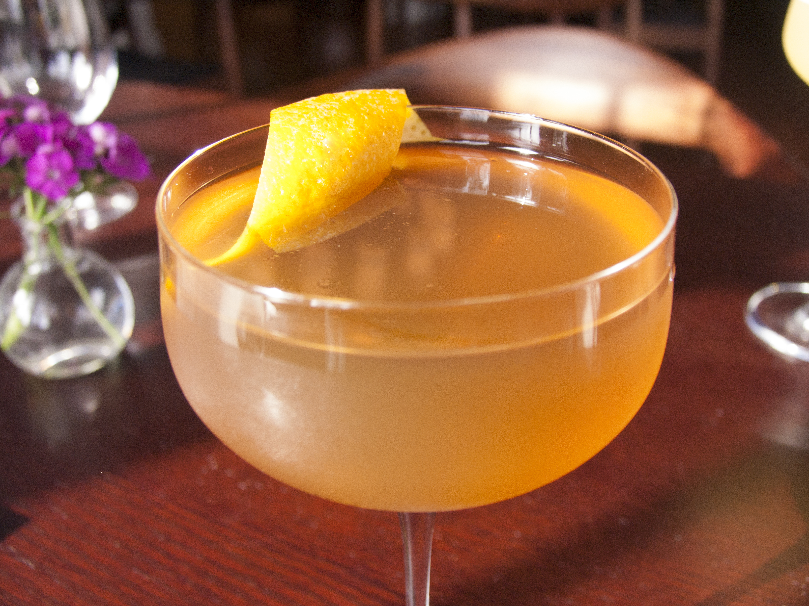 """The Hudson"" at Cloverdale Restaurant"