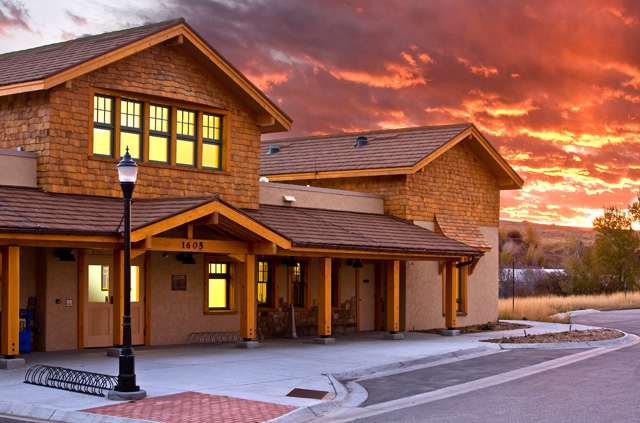 The Steamboat Springs Community Center